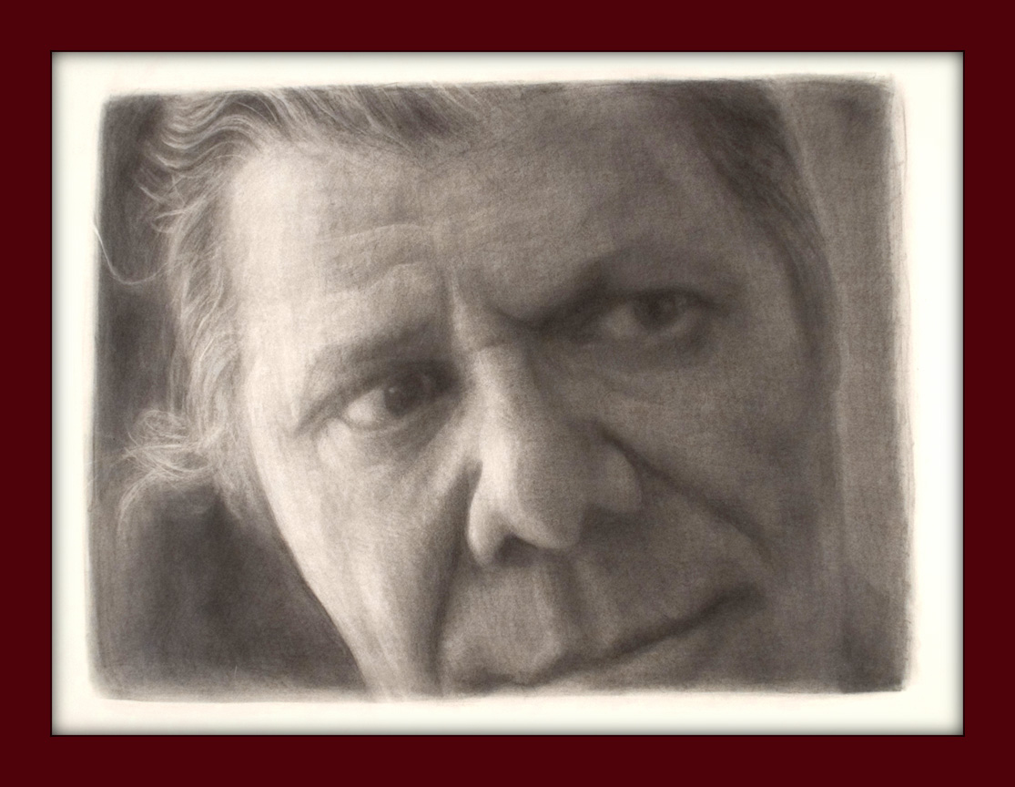 Charcoal Drawings by Famous Artists http://www.appliedsilliness.com/charcoal-art/chick-charcoal-drawing.html